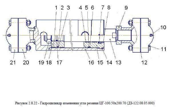 Гидросистема от автогрейдера ДЗ-122Б-7 title=