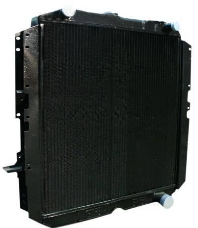 Купить радиатор на КрАЗ